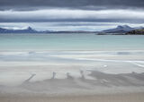 Art Of Mellon 2, Mellon Udrigle, Wester Ross, Scotland, winds, beach, sunrise, morning, tide, new, sand, patterns, overc photo