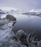 Deep Freeze 2 Rannoch, Rannoch Moor, Glencoe, Scotland, chilling, frost, ice, snow, crystalline, reflection, grass photo