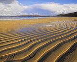 Gold Bar Traigh Lar, Traigh Lar, Harris, Scotland, beautiful, sandy, beaches, swell, sunrise, crisp, bar, patterns, dune photo