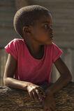 Okavango Kids, Okavango Delta, Botswana, Africa, walk, villagegroup, kids, curious, doughnuts, tin, shack, homes  photo