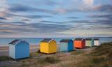 Rainbow Huts Findhorn Bay