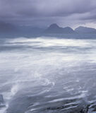 Rough Seas Elgol, Elgol, Skye, Scotland, surf, waves, rock, fissured, sea, rough photo