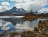 Seasonal Transition Loch Hakel