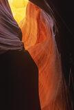 Slot Sculpture 2, Antelope Canyon, Arizona, USA, sculpted, corridors, red, sandstone, slot canyons, shapes, fantastic, photo