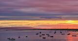 Sunset Slice Findhorn Estuary