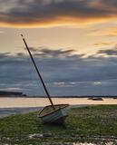 Vaarie Low Tide Findhorn