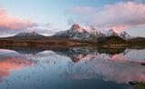 Winter Blush Loch Hakel