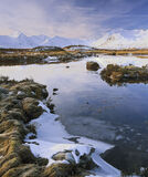 Winter Loch Na Stainge,  photo