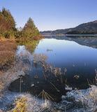 Winter Morning Slattadale, Slattadale, Torridon, Scotland, perfect, sheltered, bay, sky, mirror, reflections, Loch Maree photo
