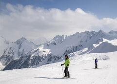 Alpine Rafters, Alpbach, Austria, Europe, wife, lauren, daughter, highest, chairlift, resort, brilliant, roof, plateau