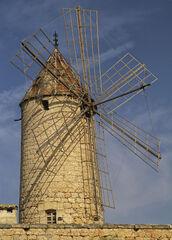 Antique Turbine