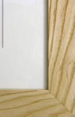 Ash Frame Corner Detail