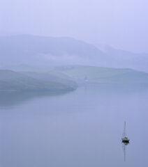 Becalmed Loch Eribol