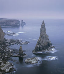 Cold Dawn Duncansby