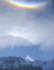 Coronal Rainbow