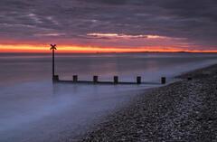 Daybreak Findhorn