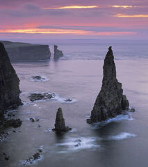 Jaws Of Duncansby