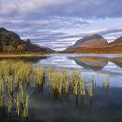 Loch Clair Squared