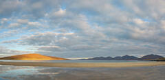 Morning Glow Over Taransay