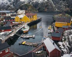 Nusfjord Elevation