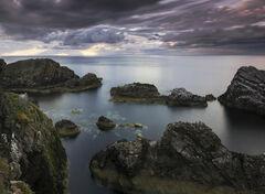 Portknockie Crags
