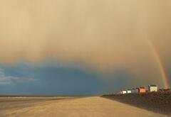 Rainbow Sands Findhorn