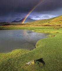 Rainbows Beinn Hope