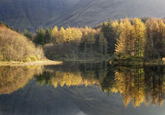 Reflections Loch Torren