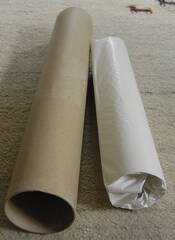 Roll Tube With Print