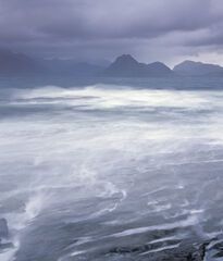 Rough Seas Elgol
