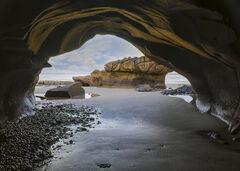 Sea Cave Cove Bay