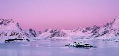Selfjord Pink Pano