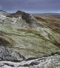Snow Dusted Quiraing