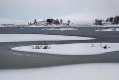 Snow Saucers 2 Loch Ba