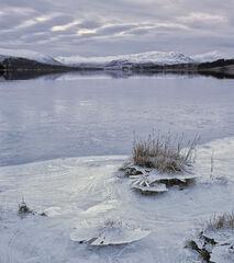Splintered Loch Tulla