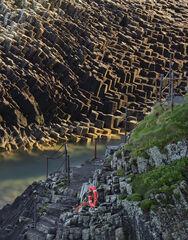 Staffa Landing Bay