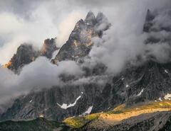 Storm Midi Aiguille