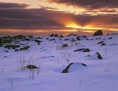 Sunburst Skagsand Bay