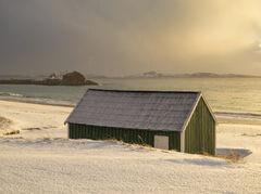 Sunset Bovaer Snow
