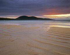 Sunset Sand Bars