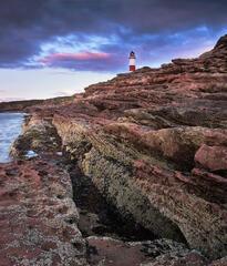 Tarbert Ness Lighthouse
