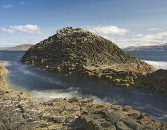 Tidal Flow Basalt Island
