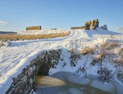 Troll Bridge Duffus Castle