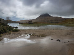 Wind Rush Loch Lurgainn