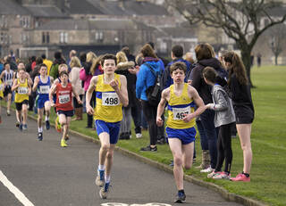 Closing The Gap 1, Greenoch, Glasgow, Scotland, under 13, boys, race, Ben Cameron, Murray Fotheringham, Ethan Carolan, g