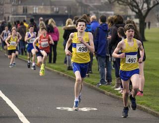 Closing The Gap 2, Greenoch, Glasgow, Scotland, Ethan Carolan, Murray Fotheringham, Ben Cameron, lead, 5th, Forres Harri