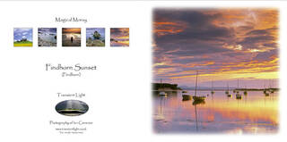 Findhorn Sunset - Moray