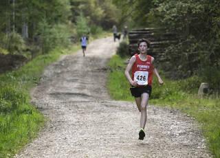 Bennachie Hill Running