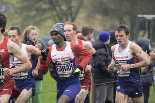 Mo Farah 2, Edinburgh, Lothian, Scotland, Griffiths, Keith Garrett, 12k, elite, mens, championships, American, British