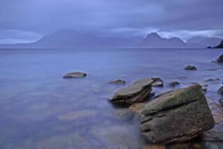 Mark Ashpole - Twilight, Elgol, Skye